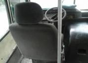 Excelente camioneta de pasajeros bus ven