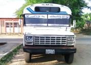 Vendo excelente autobus 350 ford