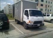 Hyunday. h65 se aceptan cambio por camioneta
