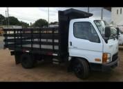 Excelente camion hyundai hd45
