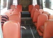 Excelente buseta vans mini bus dodge