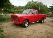 Vendo excelente dodge pickup
