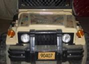 Excelente jeep de niño electrico