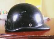 Excelente casco para moto tipo sandoval