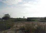 Venta de terreno en zona industrial