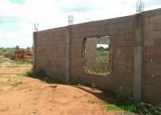 Se vende terreno en construccion