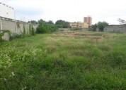 Potencial terreno en céntrica de la ciudad.