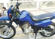 Vendo excelente moto yamaha xt 600
