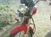 Vendo excelente moto yamaha 125