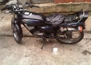 Vendo excelente moto rx115 especial