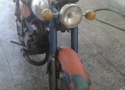 Vendo moto yamaha yb 12t, contactarse.