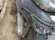 Vendo moto yamaha chapi, bbuen estado.