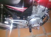 Excelente moto ybr
