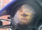 Vendo mi moto md lechuza 2015