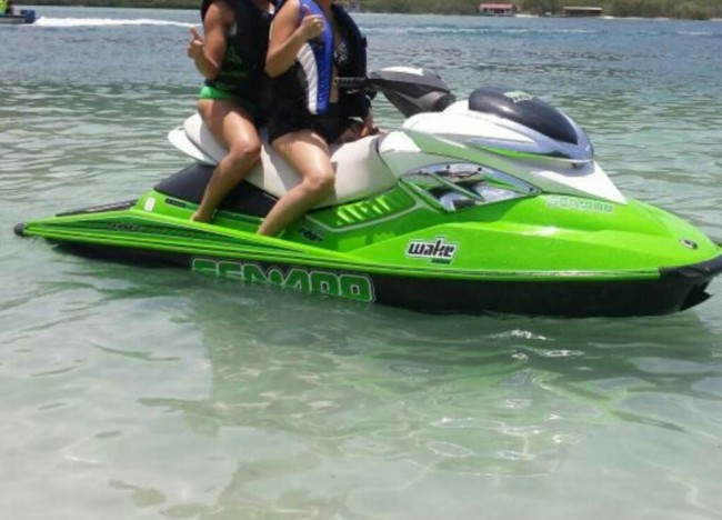Excelente Moto de Agua