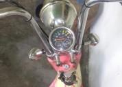 Se vende excelente moto scotter ,electrica
