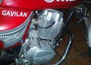Se vende moto md haojin gavilan hj 150cc.