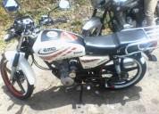Vendo excelente moto md aguila 2013