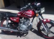 Por no usar se vende excelente moto md 2013