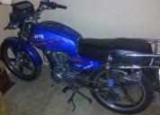 Vendo excelente moto fym 150