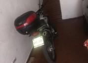 Vendo mi moto md trepador 2013, contactarse.