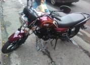 Excelente moto md halcon 2014