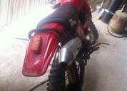 Cambio mi moto xr500 honda por tx o dt shoper, contactarse.