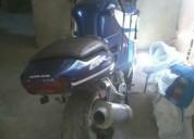 Vendo excelente moto cbr honda600 sin motor 650 mi