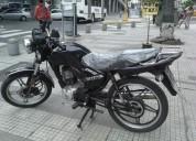 Vendo mi bella moto