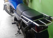 Vendo excelente moto honda 125cc gls