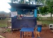 Excelente kiosco ubicado en el hospital de guacara