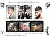 Cortes de hombre barberia moderna y limpiezas de cutis