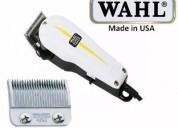 Aprovecha ya!. maquina de cortar pelo wahl made in usa