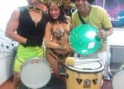 Samba y tambor / carnavalia do samba, contactarse.