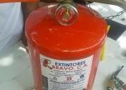 Excelente extintor de 10 lbs pqs