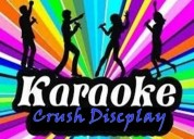 Alquiler de karaoke, video beam, laptop, cornetas y pantalla, aprovecha ya!.