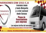 Oportunidad!. servicios de taxi ejecutivo