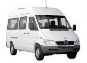 Transporte de personal , ejecutivo y carga pesada.