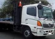 Trasporte en camion plataforma maracaibo. contactarse.
