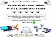 Instalacion, mantenimiento y soporte a sistemas de seguridad