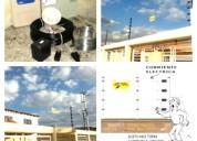 Cerco electrico instalacion y mantenimiento, contactarse!.