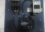 Se realizan trabajos de electricidad residencial.