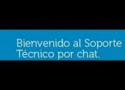 Soporte tecnico via chat, contactarse.
