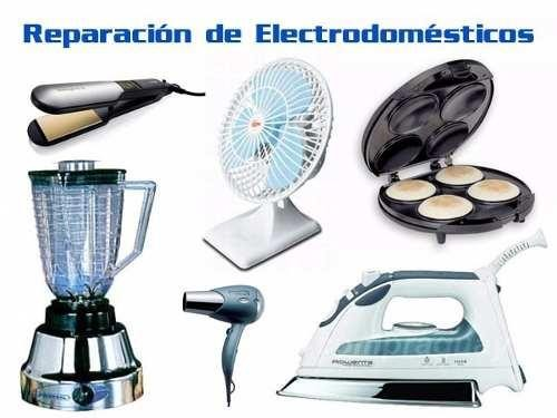 REPARACION DE TODO TIPO DE ARTEFACTOS ELECTRICOS, CONTACTARSE.