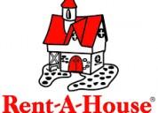 Franquicia inmobiliaria rent-a-house la boyera, caracas