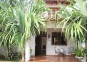 Alquiler de casa vacacional con piscina en guaracayal:kasacarmen