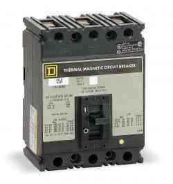 Vendo Breaker Thermal Magnetic Circuit 3 x 90 Amp  Usado