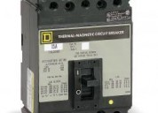 Vendo breaker thermal magnetic circuit 3 x 90 amp  usado