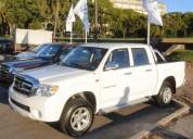 Se vende camioneta grand tiger 2016 nueva 0km