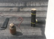 Aplicamos manto asfaltico 04146535347